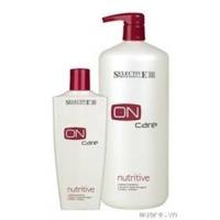 Dầu gội dinh dưỡng cho tóc hỏng Selective Nutritive - 1500ml