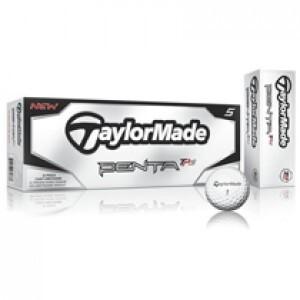 Bóng golf Taylormade Penta TP5 DZ US - Hộp 3 quả