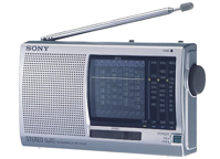 Radio Sony ICF-SW11