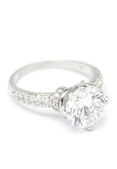 Nhẫn nữ đính đá Swarovski 412N5650010 BTJ