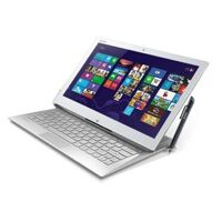 Laptop Sony Vaio Duo 13 SVD13223CXB - Intel Core i5 - 4200U 1.6GHz, 4GB RAM, 128G SSD, VGA HD Graphic 4400, 13 inch