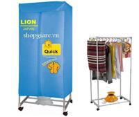 Tủ sấy quần áo Lion H802F
