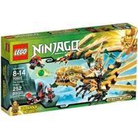 Bộ xếp hình Ninjago rồng vàng Lego 70503