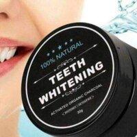 [ BongXinh88 ]Bột trắng răng Than Tre Hoạt Tính Nhật Bản - Hộp 30gr....Chăm sóc răng miệng....