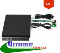:  Box DVD Laptop - USB SLIM PORTABLE OPTICAL DRIVE