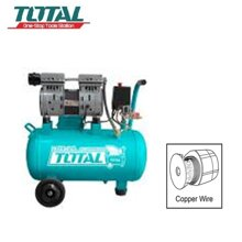 Máy nén khí không dầu Total TCS1075242 24L