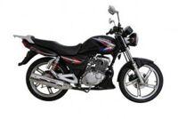 Suzuki EN150-A 2012