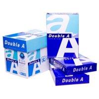 1 thùng giấy A4 Double A 70gsm