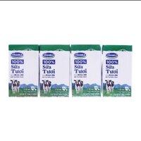1 thùng Sữa Vinamilk 100% 110ml