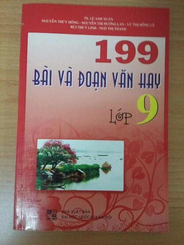 199 Bài Và Đoạn Văn Hay Lớp 9
