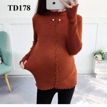 Áo thun nam tay dài thời trang TD178