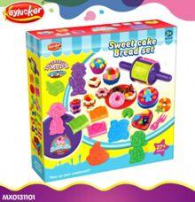 Đồ chơi làm bánh nướng Keylucker MX0131101