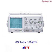 Máy hiện sóng tương tự GWInstek GOS-6112
