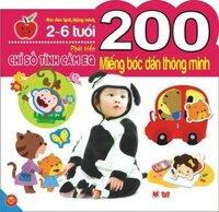200 miếng bóc dán - PT CSố TCảm - EQ