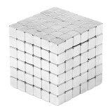 216Pcs Metal Magnet Cube Square Magic Magnetic Balls Puzzle Toy For Kids/Adults (3mm) - intl [bonus]
