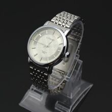Đồng hồ nam dây da Fashion Star DH09