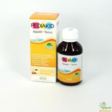 Vitamin PediaKid Tonus cho trẻ biếng ăn - 125ml