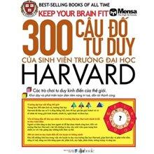 300 câu đố tư duy của sinh viên trường Đại học Harvard - Hoài Nha
