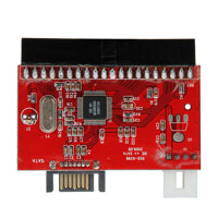 3.5 IDE HDD to SATA 100/133 Serial ATA Converter Adapter  Cable