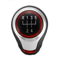 5 Speed Shift Knob For VW Golf MK5 MK6 MK7 Jetta EOS Scirroco