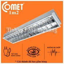 Bộ máng đèn led âm trần 1m2 1x18W Comet CFR112/E