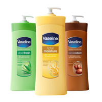 Sữa dưỡng thể Vaseline Total Moisture