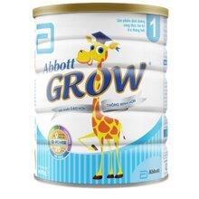 Sữa bột Abbott Grow 1 - hộp 900g (dành cho trẻ từ 0 - 6 tháng)