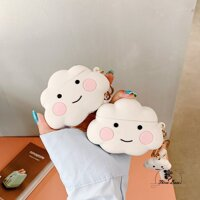 Airpods case airpods pro gen2 Lovely cartoon cloud Korea Exquisite Soft Casing Protective Cover For Apple Wireless Bluetooth Earphone Headset Huawei Freebuds3 Xiaomi Air2 OPPO Enco Free VIVO tws earphone LolliPods