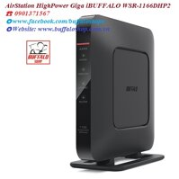 AirStation HighPower Giga iBUFFALO WSR-1166DHP2
