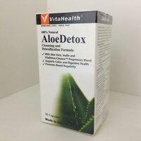 Aloe Detox - Thanh lọc cơ thể