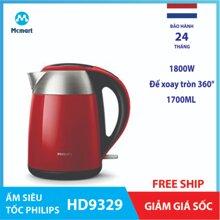 Ấm đun nước siêu tốc Philips HD9329