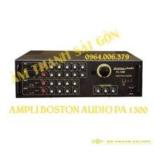 Amply Boston PA 1300