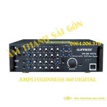Amply karaoke Guinness SPA-360