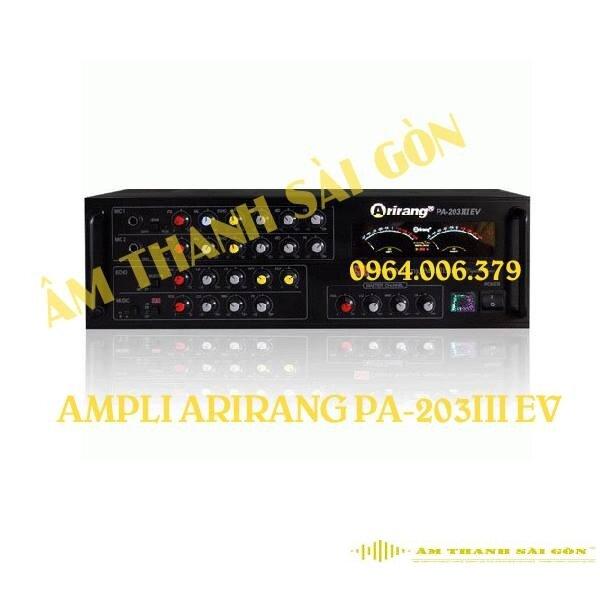 Amply Arirang PA 203IIIEV