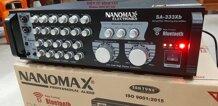 Amply karaoke Nanomax SA-333XB