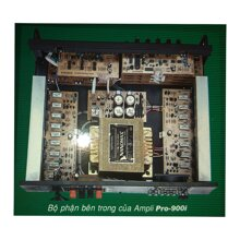 Amply - Amplifier karaoke Nanomax Pro-900IB