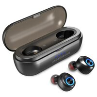 ANOMOIBUDS IP010-X TWS Earbuds Bluetooth 5.0 True Wireless Headphones In-ear Stereo Earphones Sport Headset with Mic 1000mAh Charging Case for iPhone XR XS X 8 Plus Android Smart Phone