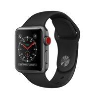 Apple Watch Series 3 LTE 38mm Aluminum Mới - Máy Trần Chưa Kích Hoạt