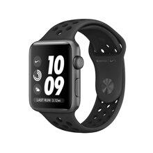 Đồng hồ thông minh Apple Watch Series 3 Nike+ - 38mm, GPS, viền nhôm dây cao su