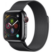 Smart Watch Apple Watch Series 4 - 40mm, GPS+Cellular, Milanese/thép