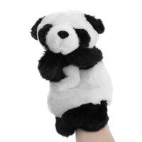 Baby Plush Toys Cute Cartoon Panda Hand Puppet Baby Kids Doll Plush Toy Hand Puppets Children Story