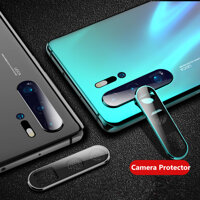 Bakeey 2 in 1 Metal  Tempered Glass Anti-scratch Rear Phone Lens Protector for Samsung Galaxy Note 10 / Galaxy Note 10 Plus / S10 / S10 plus