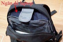 Balô Crumpler Jackpack Half Photo