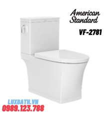 Bồn cầu 2 khối American Standard VF-2781