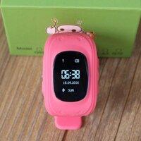 Ban Đầu Q50 G36 GPS Trẻ Em An Toàn Đồng Hồ Thông Minh Gọi SOS Định Vị Theo Dõi Chống Mất Đồng Hồ Thông Minh Smartwatch Cho Bé Trẻ Em