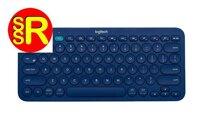 Bàn phím không dây Bluetooth Logitech K380 (Xanh) - Hãng phân phối chính thức