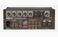 Bàn trộn microphone Shure SCM262E