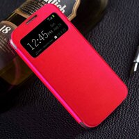 Bằng Da Nắp Gập Bìa Ốp Điện Thoại Cho Samsung Galaxy S4 Mini S 4 GT I9500 I9190 I9505 Gt-I9500 Gt-I9505 I9192 Gt-I9190 S4mini Trường Hợp