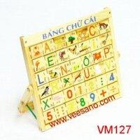 Bang tap danh van & hoc so Veesano VM127