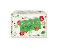 Bang ve sinh Yejimiin - huong thao duoc diu nhe Plus Cotton Mild - co M 25cm